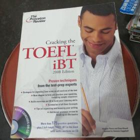 Cracking the TOEFL IBT with Audio CD, 2008Edition (College Test Prep) (平装)