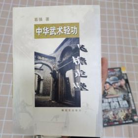 中华武术轻功:飞檐走壁(一版一印)