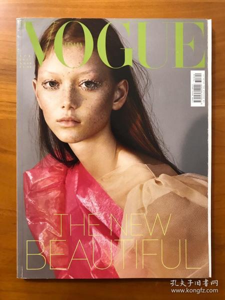 VOGUE Italia 服饰与美容杂志意大利版2017年4月号