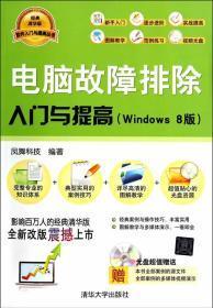 电脑故障排除入门与提高(Windows 8版)
