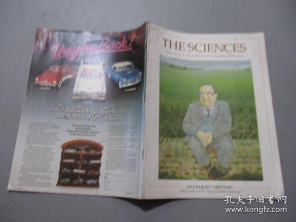 英文版:The Sciences(1989年第1、2期)