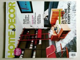 SINGAPORE HOME & DECOR MAGAZINE 新加坡家装室内杂志 2014/04