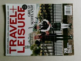 TRAVEL+LEISURE 2013/09 美国旅行休闲漫旅悦旅原版英外文杂志期刊