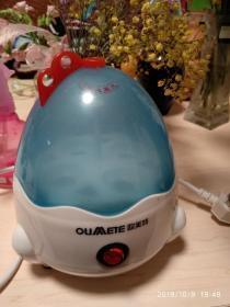 欧美特煮蛋器,就用了几次,一直闲置,需要的拿走吧!