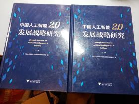 中国人工智能2.0发展战略研究(上下册)
