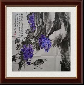 未君(花鸟真迹)1