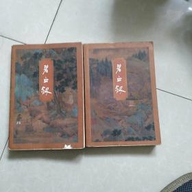 碧血剑(上下册)(94年一版一印)