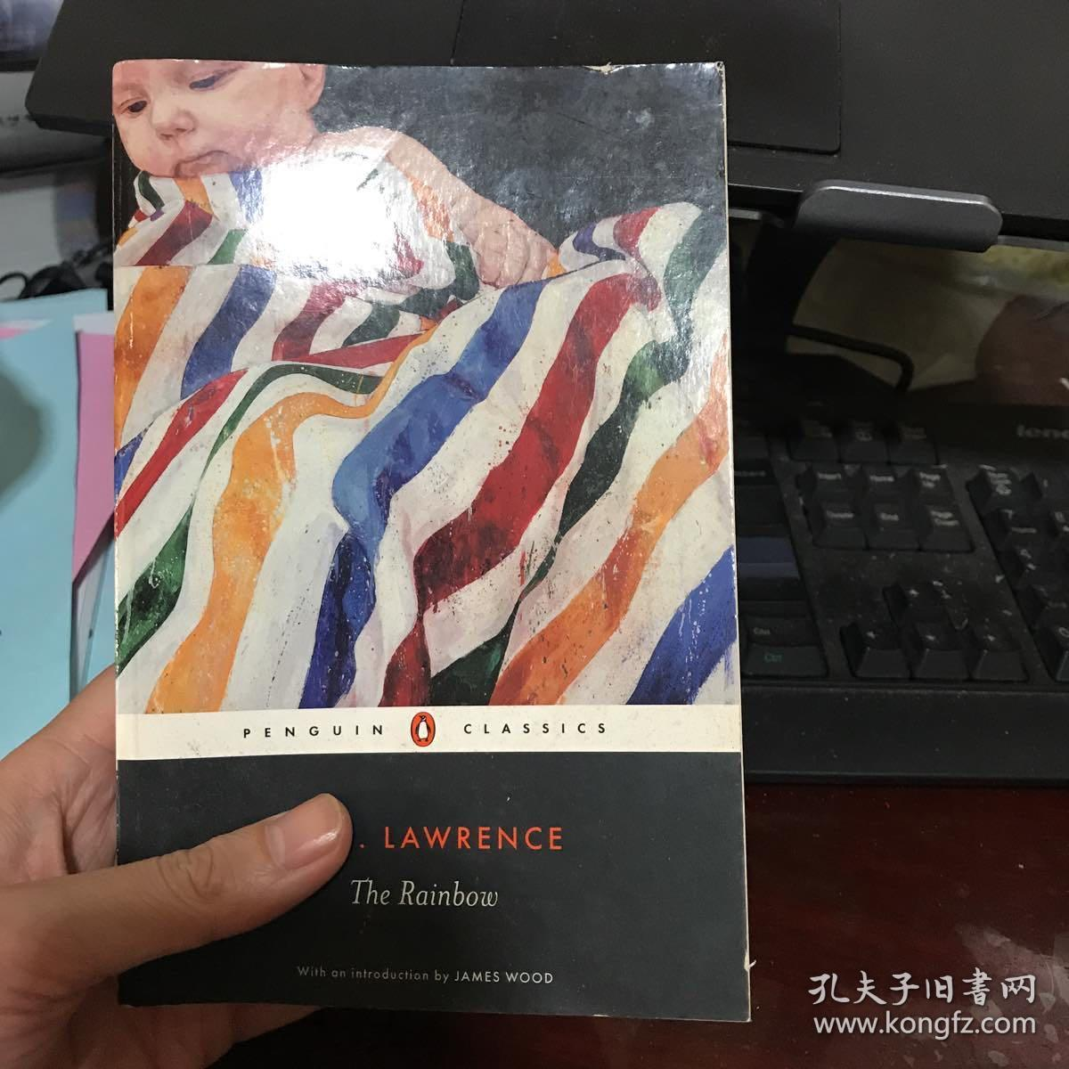 The Rainbow:Cambridge Lawrence Edition
