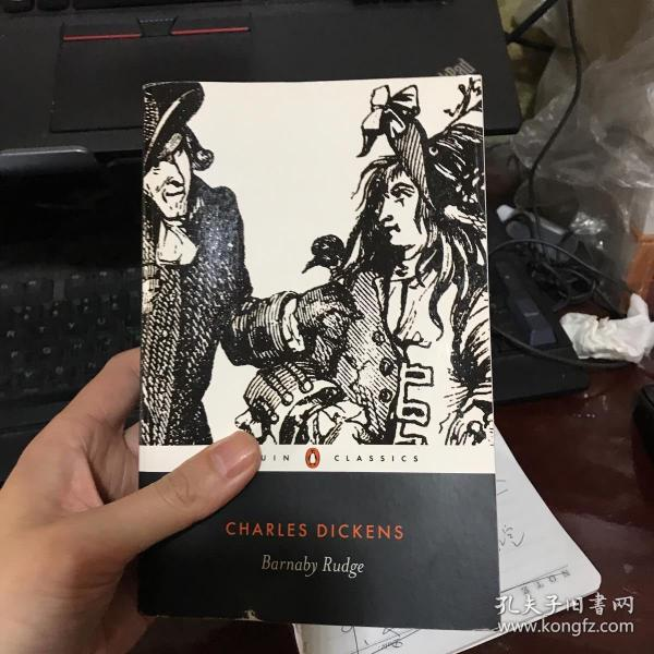 Barnaby Rudge (Penguin English Library)[巴纳比·拉奇]