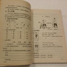 字•词•句•篇与同步达标训练六年级(32开)平装本,1994年一版一印