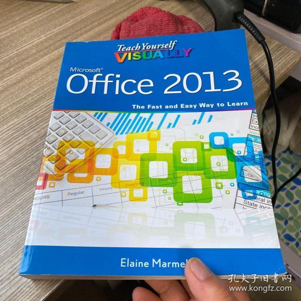 Teach Yourself VISUALLY Office 2013 (Teach Yourself VISUALLY (Tech))