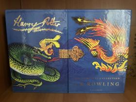Harry Potter Signature Hardback Boxed Set (1-7) 《哈利波特1-7全集》精装(英国版)