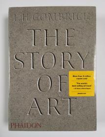The Story of Art(贡布里希《艺术的故事》英文原版)