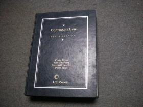 COPYRIGHT LAW FIFTH EDITION