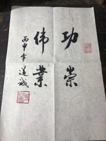 全国政协副秘书长张道诚