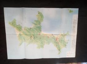 普陀山(52*37厘米)