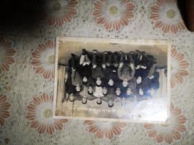 1974年铜陵市第一期工农兵干部学习班全体同志合影