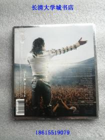 【DVD-MJ40】欧洲原版, Michael Jackson Live At Wembley 迈克尔·杰克逊1988年7月16日温布利体育场现场演唱会【长方盒1碟装,光盘全新单盒价格】Michael Jackson does his magic on the Wembley Stadium stage, attended by the Prince and Princess of Wales.