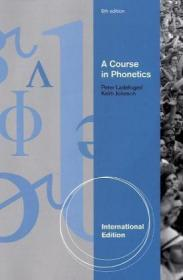 A Course in Phonetics:International Edition (with CD-ROM) 6e