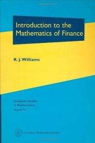 Introduction to the Mathematics of Finance