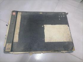 铁道部资料室流出4开本<民国满铁(亚细亚)号>机车图纸