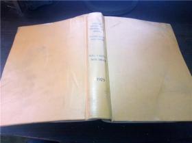 FOREIGN BROADCAST INFORMATION SERVICE    EASTERN EUROPE   DAILYREPORT 1975年 大16开硬精装 原版外文 图片实拍