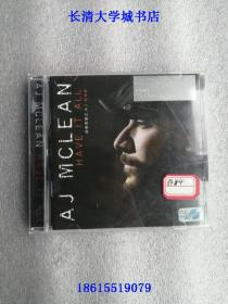 【CD-MJ合金箱84】后街男孩 backstreet boys,AJ·麦克林 AJ McLean,Have It All 拥抱爱【1碟装,1盒价格】第二盒