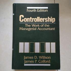 controllership the work of the managerial accountant(管理会计的工作) 英文原版