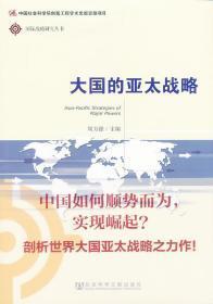 国际战略研究丛书:大国的亚太战略