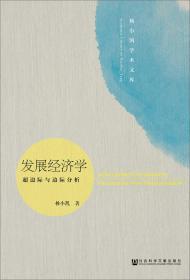 发展经济学:超边际与边际分析(修订版)