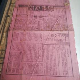 红军江西内容的《时事新闻》,河曲,沙市,唐山罢工潮。史料价值高