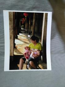 浙江杭州边伟虎参加摄影比赛作品:母亲