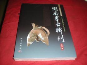 湖南考古辑刊(第13集)(没有开封)