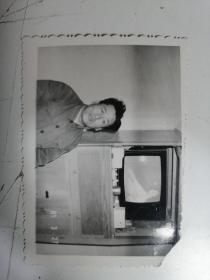老电视照片