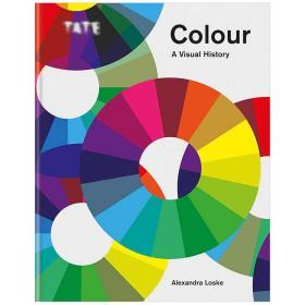 英文原版 色彩史 Colour A Visual History