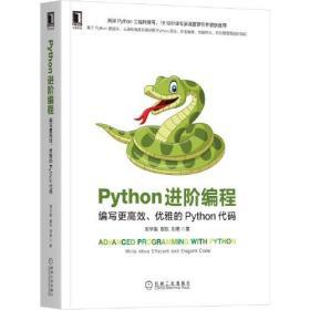 Python进阶编程:编写更高效、优雅的Python代码