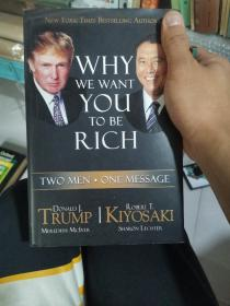 Why We Want You to be Rich:Two Men - One Message
