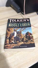 Tolkien's World from A to Z:The Complete Guide to Middle-Earth