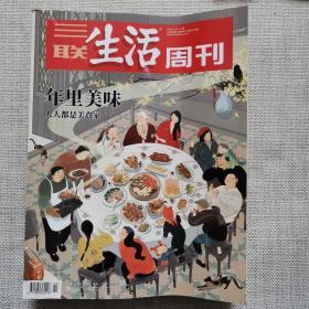三联生活周刊2020年第2、3、4期(2册)