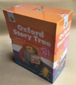 分级读物Oxford Story Tree牛津阅读故事树系列1-3