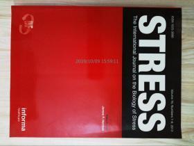 stress the international journal on the biology of stress 11/2013