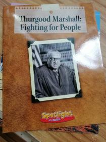 thurgood marshall fighting for people
