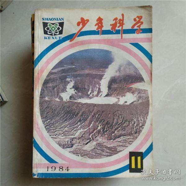 少年科学1984年第11期