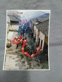 中国春; 摄影大奖赛 作品:龙的传人(浙江富阳徐昌平摄影作品)