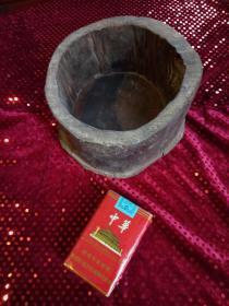 少见木器:老烟具·烟盒