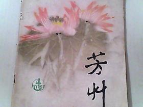 芳州 文学月刊 1981年4期