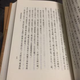 清代学术名著丛刊:广雅疏证(套装1-4册)