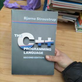 THE C++ PROGRAMMMING LANGUAGE