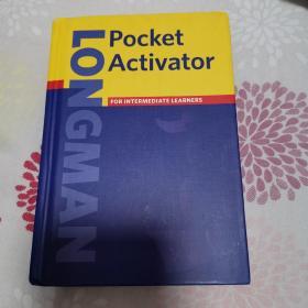 Longman Pocket Activator Dictionary 精装
