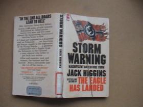 STORM WARNING JACK HIGGINS